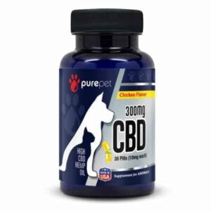 Pure Pet – CBD oil wholesale Pills