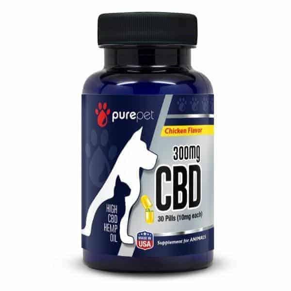 Pure Pet – CBD oil wholesale Pills