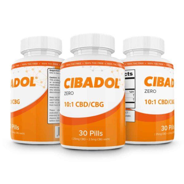 Cibadol CBG wholesale products
