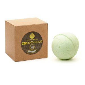 wholesale cbd product TruOrganics–50mg_CBD_Bath_Bomb–Recover_v01