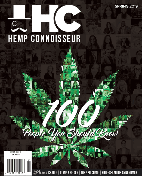 "Andy Rodosevich of Hemp Depot Name to Hemp Connoisseur Magazine's Top ""100 People You Should Know"""