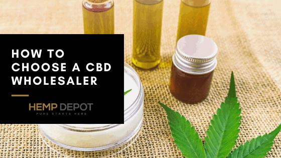 How to Choose a CBD Wholesaler