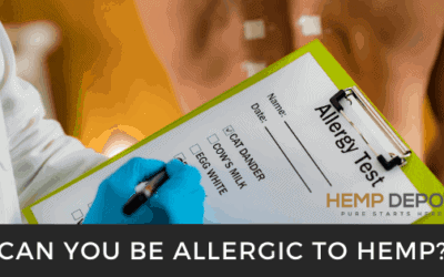can you be allergic to hemp