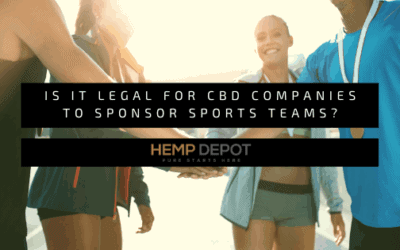 legal cbd companies sponsor sports teams