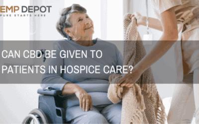 cbd hospice patients