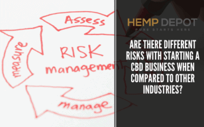 Are There Different Risks with Starting a CBD Business When Compared to Other Industries?