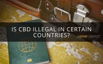 is cbd illegal certain countries