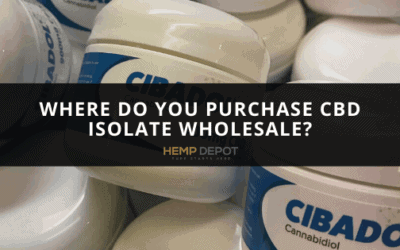 Where Do You Purchase CBD Isolate Wholesale?