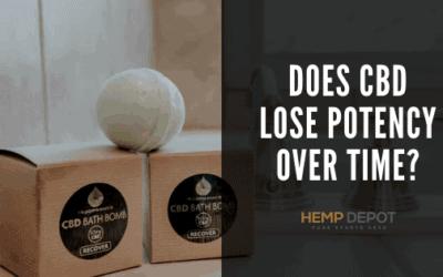 does cbd lose potency