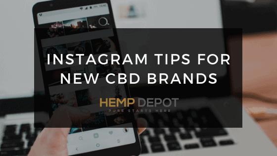 Instagram Tips for New CBD Brands