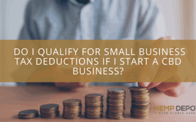 Do I Qualify for Small Business Tax Deductions if I Start a CBD Business?
