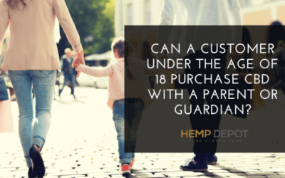 under 18 purchase cbd parent guardian