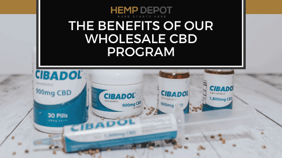 The Benefits of Our Wholesale CBD Program