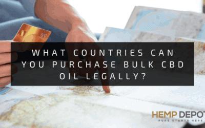 countries purchase bulk cbd legally