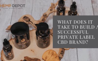 private label cbd brand