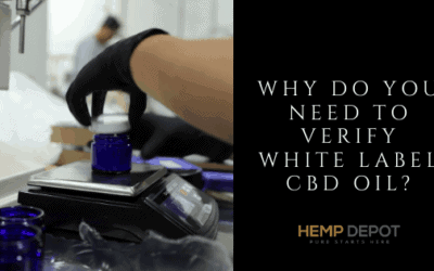 verify white label cbd oil