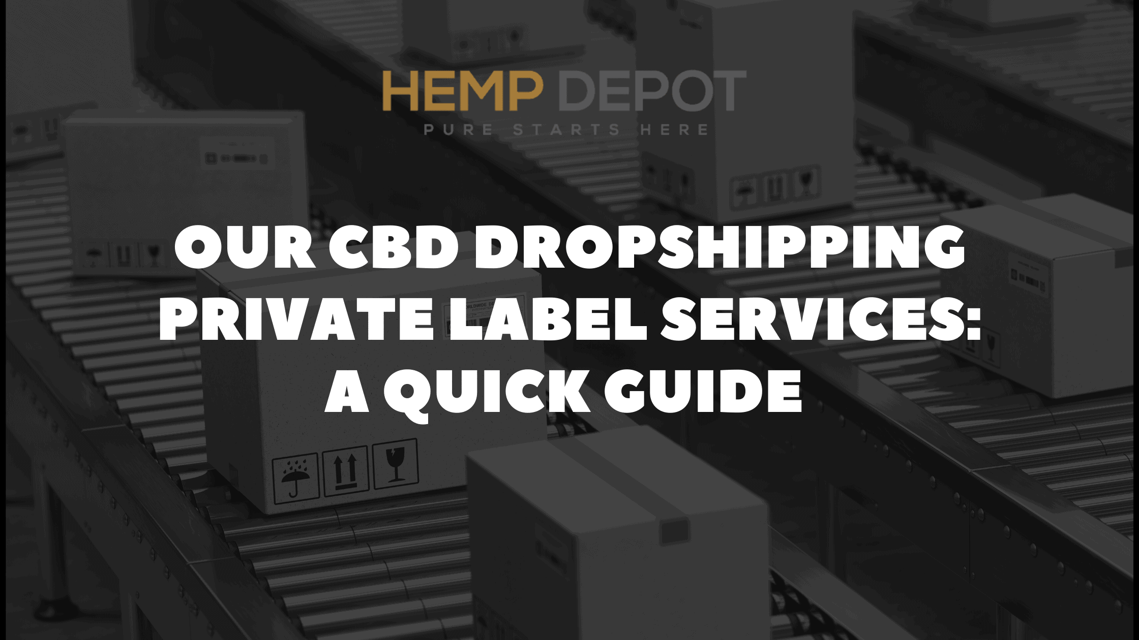 cbd dropshipping private label
