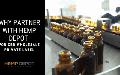 hemp depot cbd wholesale private label