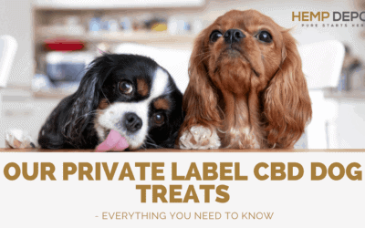 private label cbd dog treats hemp depot