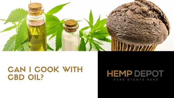 Can I Cook with CBD Oil?