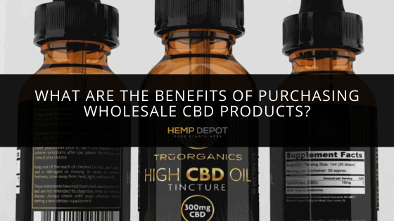 benefits wholesale cbd products