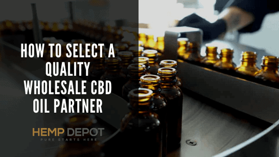 select wholesale cbd oil partner